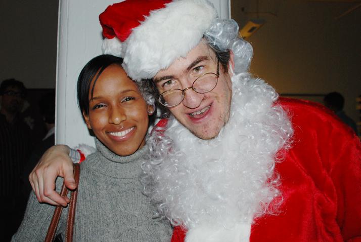ugly santa